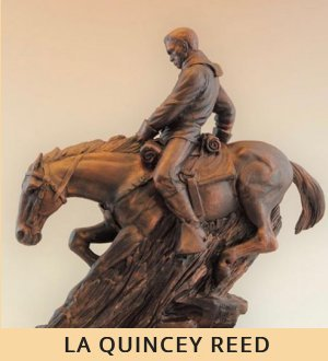 La Quincey Reed